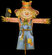 SUSA - ATC w/ a Scarecrow