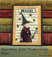 Happy Halloween ATC card (Newbie)