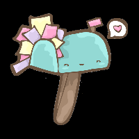 Happy Mail Theme: Kawaii/Cute