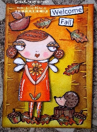 Fall or Thanksgiving ATC Swap - USA Only