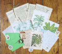 Floral/Nature Mail Swap #3