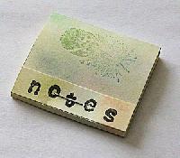 Matchbook Notepads Swap