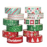 Christmas Washi Tape Swap -US