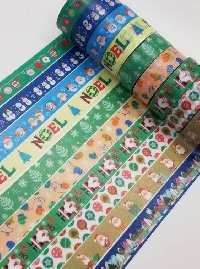 ADVENT CALENDAR WASHI TAPES SAMPLES