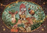 send a Christmas postcard