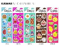 Random Sticker Sheet Swap #9