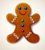 Gingerbread Man Mini PL