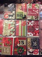Christmas Advent Calendar PL (3 of 3)