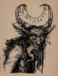 Pinterest - Merry Krampus