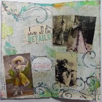 Journal Circles - DAJ page - #1