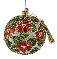 AS: Bought Christmas Ornament