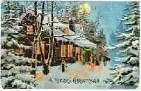 CS: Swapping Christmas Postcards