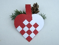 SMSUSA: Swedish Paper Heart