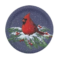 MFF: Christmas Bird ATCoin Ornament