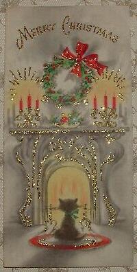Fast Glitter Christmas Card-US Only-#5