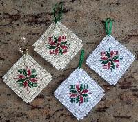 CS:  Christmas Ornament Swap