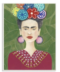 Frida Kahlo Quotes on Notecard or PC  - USA