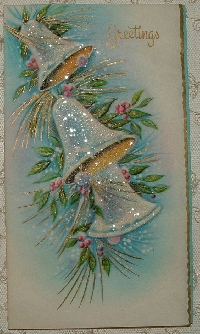 Fast Glitter Christmas Card-US Only-#6