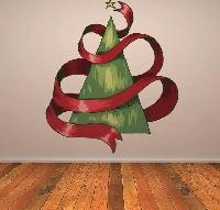 Christmas Card - Tree Themed - USA