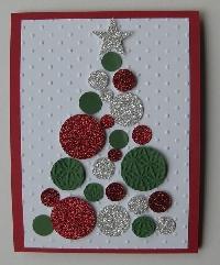 MissBrenda's Christmas Card Swap #16