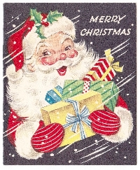 CPG: Send me a Christmas Card - US Only