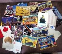 USED postcards swap #8