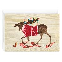 Flaker Free Christmas Card Swap - USA
