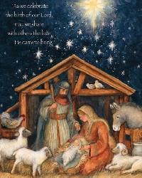 Mega Religious Christmas Card Swap