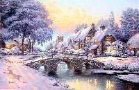 ❄️ Walking in a Winter Wonderland ❄️