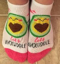 Snazzy Sock Swap #2- Theme:Fuzzy - US Only