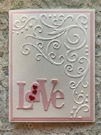 MissBrenda's Valentine Card swap #2