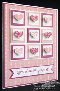 MissBrenda's Valentine Card swap #5