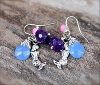 MLU: Ocean Inspired Earrings for a Mermaid