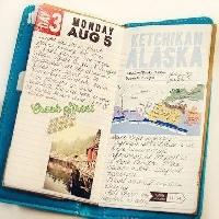 International Traveling Notebook - round 3