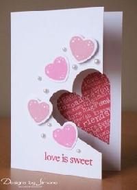 MissBrenda's Valentine Card swap #8