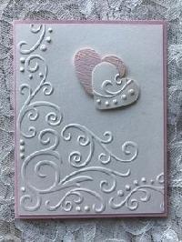 MissBrenda's Valentine Card swap #10