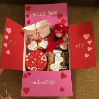 Valentine's Day Care Package-USA