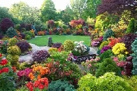 PC - Flowers, Plants or Gardens - USA
