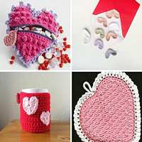 Let's Crochet/Knit Some Valentine's Day Happiness
