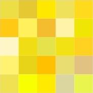 COLOR Me Happy ATC #4 (Yellow)