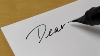 CALG: letter about the book your are reading