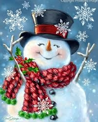 Profile Deco Swap - Snowmen