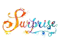 Put a surprise on! #april2021