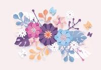 Put flowers on # april 2021