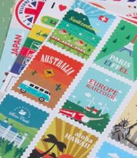 ✈️ Themed Sticker Swap #5: Travel ✈️