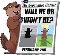 Lets celebrate Groundhog Day profile decorations