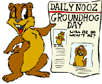Profile Deco Swap - Groundhog Day