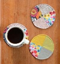 AS: Handmade mug coaster!