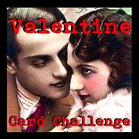 Valentine Card Challenge - Repurposed Card Swap