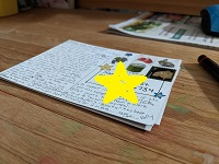 Postcard Trifecta #1